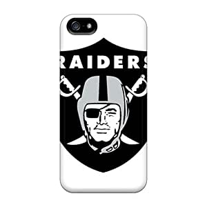 For VoC3039nBJc Oakland Raiders Protective Case Cover Skin/iphone 5/5s Case Cover