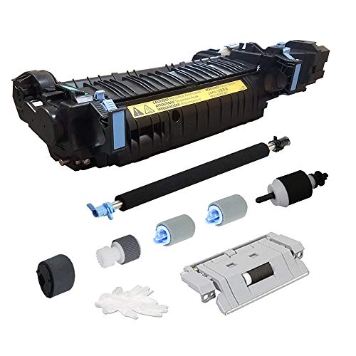 (Altru Print CE484A-MK-DLX-AP Deluxe Maintenance Kit for HP Color Laserjet CP3525 / CM3530 / M570 / M575 (110V) Includes RM1-4955 Fuser, Transfer Roller, Tray 1-3 Rollers)