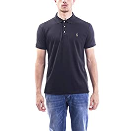 Polo Ralph Lauren Men's Pima Polo-SSL-KNT Shirt