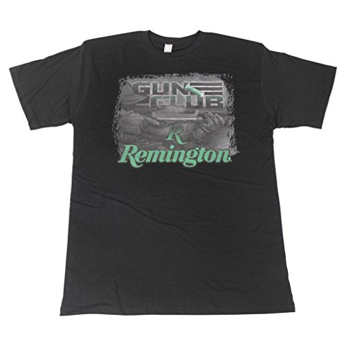 Remington Men's Gun Club Logo Short Sleeve T-shirt