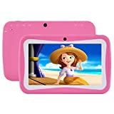 """Kids Tablet, 7"""" Display, Android 7.1 Edition Tablet with 1G+8G, Kids Software iWawa"""