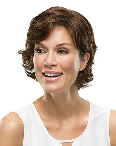 Top Crown Clip In Hair Topper Crown Jon Renau Womens Double Monofilament Top Folded Swiss Lace Color 10H16