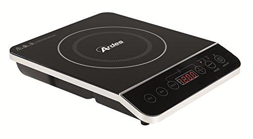 Ardes AR1F62I KOOKIE Cube Fornello a Induzione Touch con Timer e ...