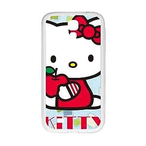 HRMB Hello kitty Phone Case for samsung galaxy S4 Case