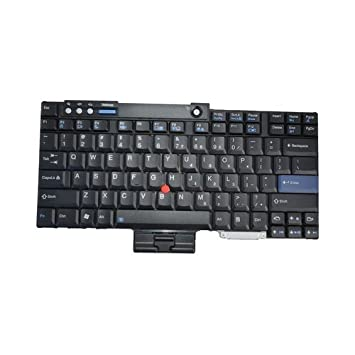 New For Ibm Thinkpad T60 T61 R60 R61 Z60 Z61 R400 R500 T400 T500 W500 W700 Series Keyboard Replacement Keyboards