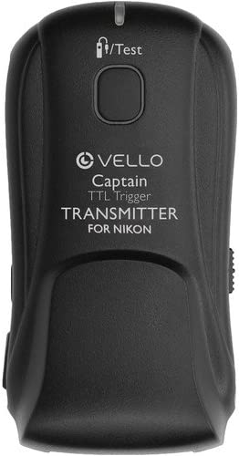 Vello FreeWave Captain Wireless TTL Receiver for Canon 3 Pack