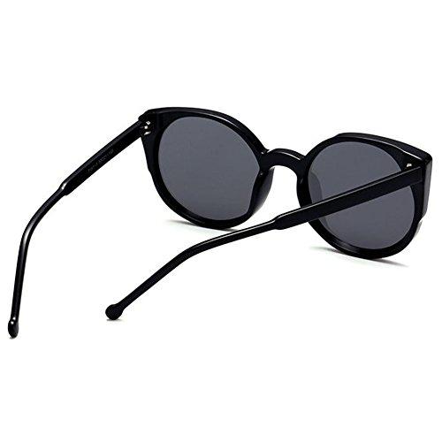 Oxigen - Lunettes de soleil - Homme Multicolore Glossy black/black lens u5wpx