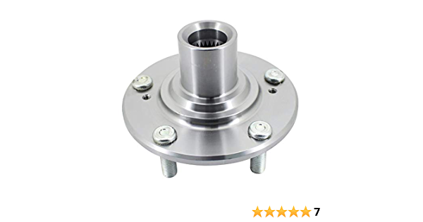 Dorman 930-648 Rear Wheel Bearing and Hub Assembly for Select Ford//Lincoln Models