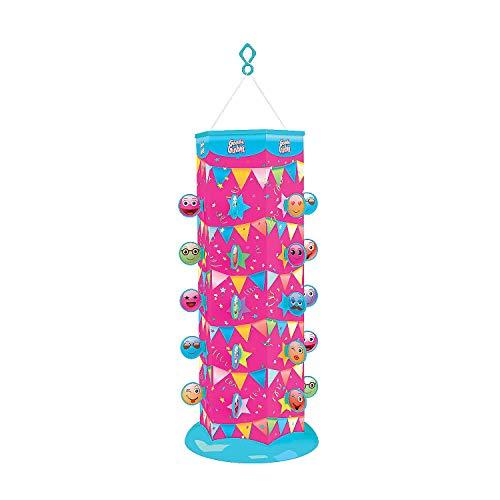 Fun Express - Goodie Gusher Pink Pinata for Birthday - Party Decor - General Decor - Pinatas - Birthday - 1 Piece]()