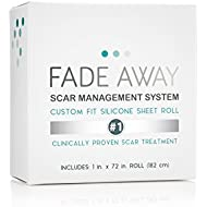 6ft Trim-to-Size Roll - Fade Away Silicone Gel Scar Treatment Sheets - Designed by Plastic Surgeons
