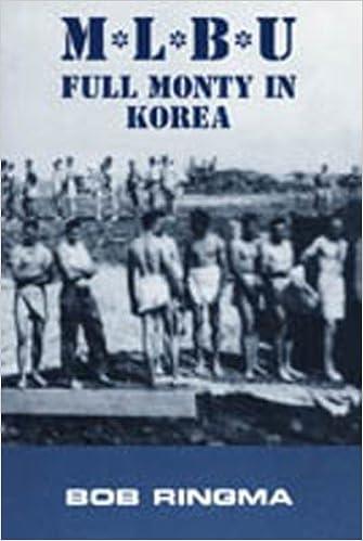 M-L-B-U Full Monty in Korea