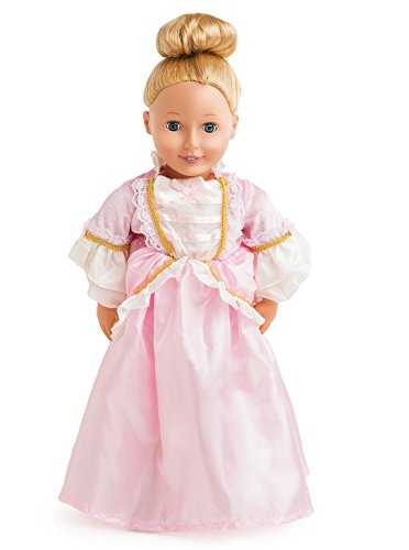 Costumes Parisian Girl (Little Adventures Pink Parisian Matching Doll)