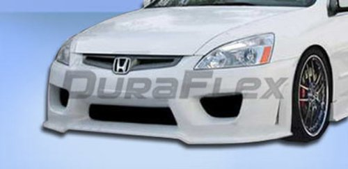 Duraflex Replacement for 2003-2005 Honda Accord 4DR Sigma Front Bumper Cover - 1 - Body 4dr Sigma