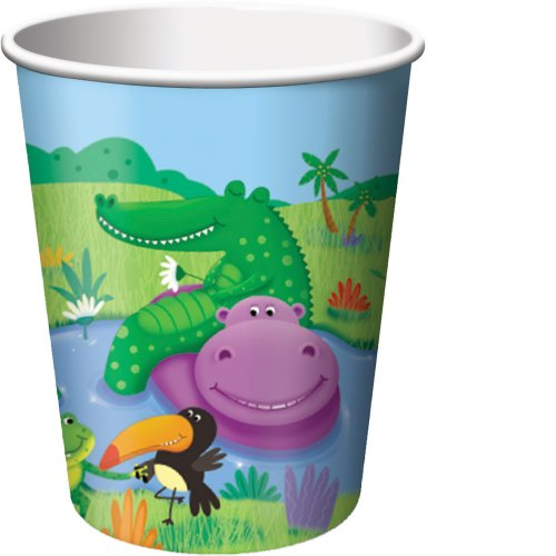 Jungle Buddies Party Supplies - 1
