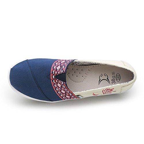 de para de Verano Zapatillas mujer sacudida Zapatos SHINIK de Zapatos Zapatos UN Zapatos Primavera aptitud de deporte caminar la wnRqYFPZ