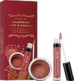 Bareminerals Charming Lips & Cheeks -2pc Set