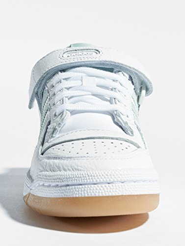 Low Forum 000 Adidas Blanc gum3 Femme ftwbla Baskets vervap Originals FpwwE