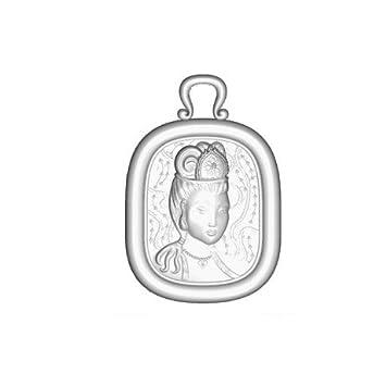Amazon chi charms kwan yin pendant sterling silver health chi charms kwan yin pendant sterling silver altavistaventures Choice Image