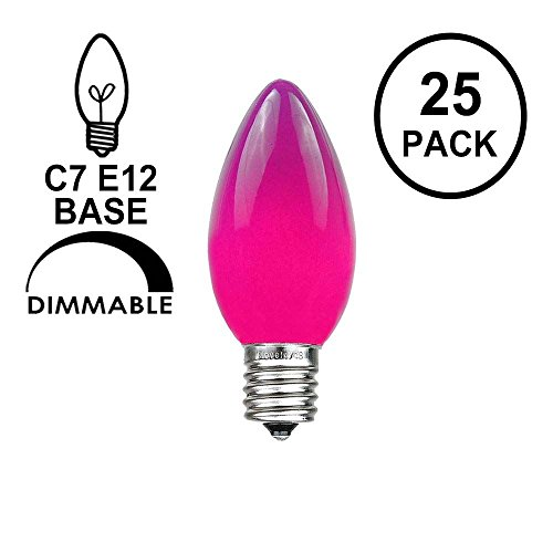 Outdoor Purple Light Bulbs in US - 9