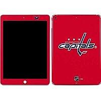 Washington Capitals iPad 9.7in (2017) Skin - Washington Capitals Solid Background | NHL X Skinit Skin