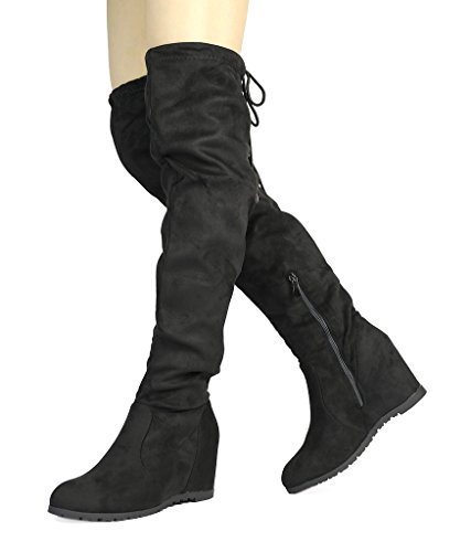 382c3406727 TOP 30 BEST OVER THE KNEE THIGH HIGH BOOTS RATING 2018 on Flipboard ...