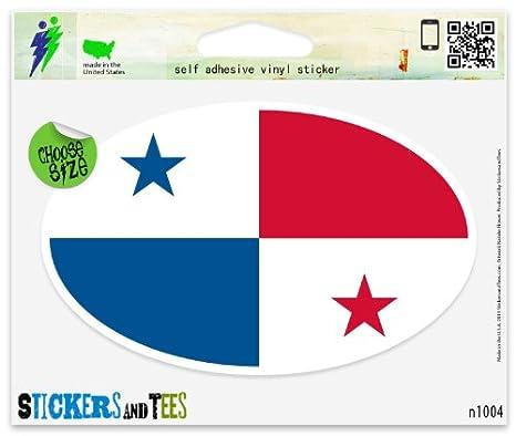 Panama Flag Vinyl Decal Sticker ** 5 Sizes **