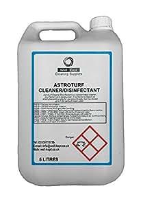 Astro Turf/limpiador de césped artificial, desinfectante y ambientador.
