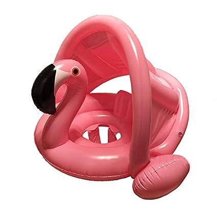 Aliaoforz Flamingo Piscina Inflable Flotante Piscina para ...