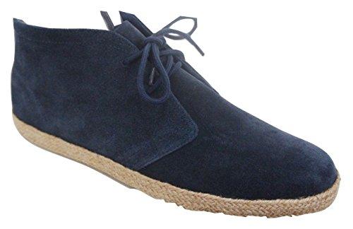 Ex Next , Herren Stiefel Blau Marineblau 45