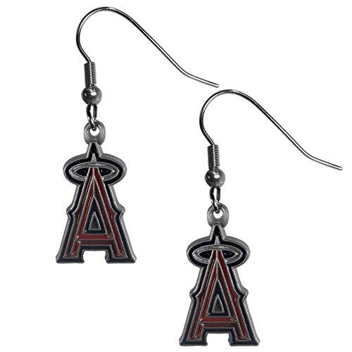 (MLB Los Angeles Angels Dangle Earrings)