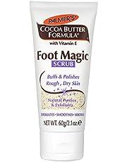 Palmers cocoa butter formula foot magic scrub (pies) 60g