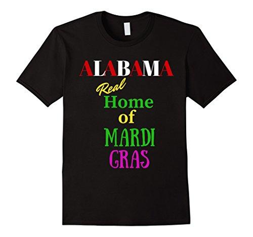 Mobile Mardi Gras Parade Fat Tuesday T-shirt ()