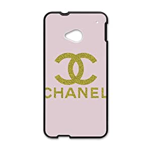 SANYISAN Chanel design fashion cell phone case for HTC One M7
