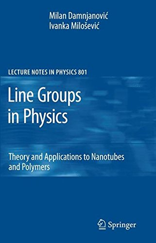 Line Groups in Physics: Theory and Applications to Nanotubes and Polymers (Lecture Notes in Physics, Vol. 801)