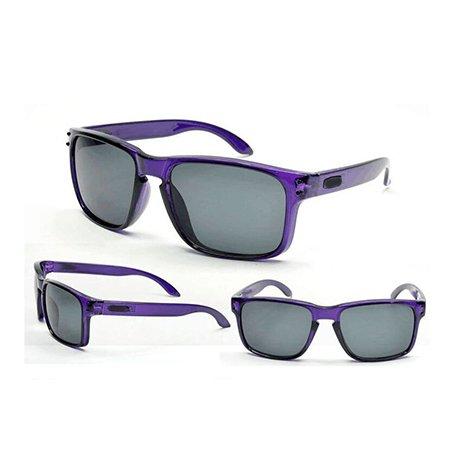 nbsp; Purple moda gafas de el conducen de GGSSYY Uv plata sol nbsp;sol que de para masculinas gafas marca gafas hombres hombre nbsp; qxBwv1