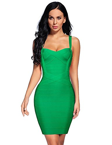 green holiday party dress - 9