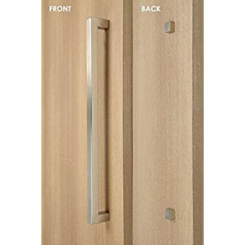 Modern U0026 Contemporary Square / Rectangle / One Single Sided / Door Pull  Handle / Stainless
