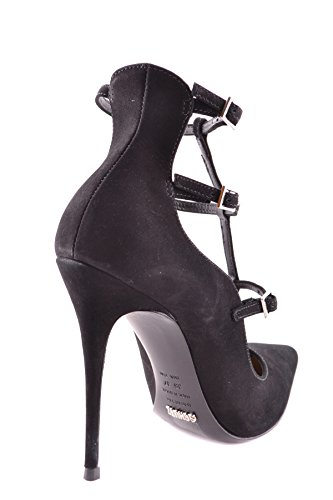 Schutz Mujer MCBI364007O Negro Gamuza Zapatos Altos