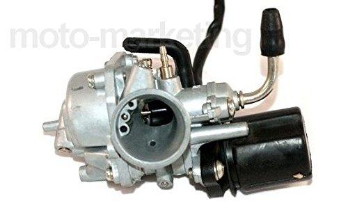 Unbranded Racing 17,5mm CARBURATORE Automatico per MALAGUTI F10 F 10 JETLINE RESTYLING 50