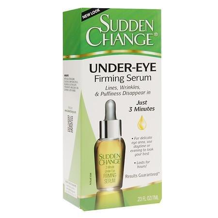 - Sudden Change Under-Eye Firming Serum