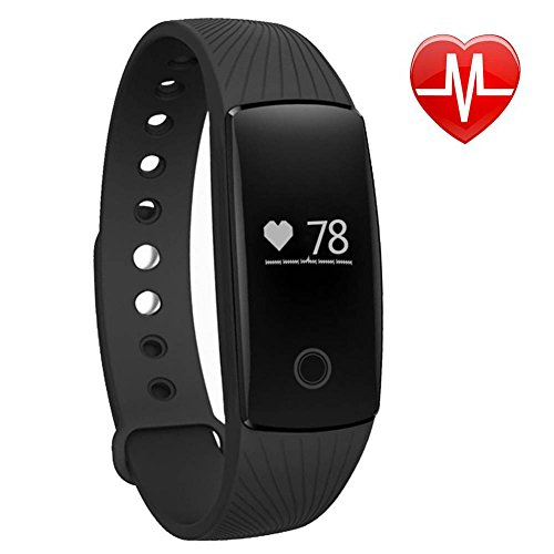 fitness tracker,SexyBeauty Heart Rate Monitor (Black)