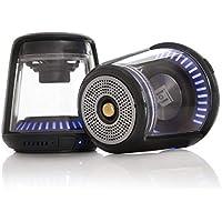 Deco Gear True Huge Sound LED Illuminated Wireless Bluetooth Speakers