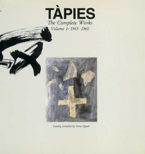 Descargar Libro Tàpies Vol.1 - 1943/1960 Aavv