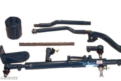 Kubota 3600 Steering : Ford tractor power steering conversion kit fits