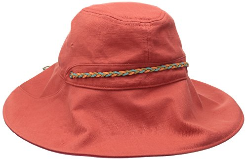 (Outdoor Research Women's Mojave Sun Hat, Flame, Large/X-Large)