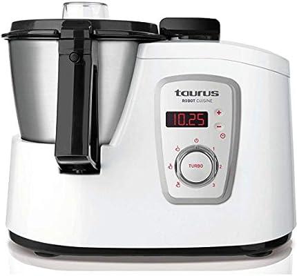 Taurus Robot Cuisine - Robot 925008 de cocina multifunción, color ...