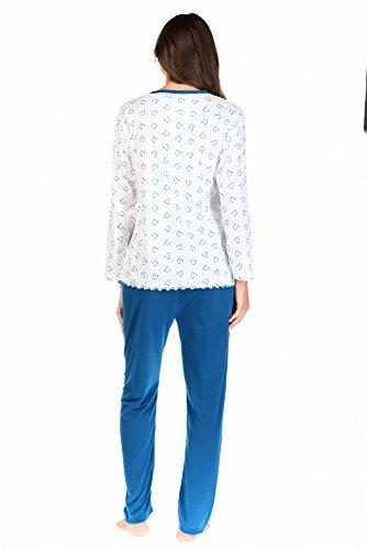 Tainou Bleu - Ensembles pyjama