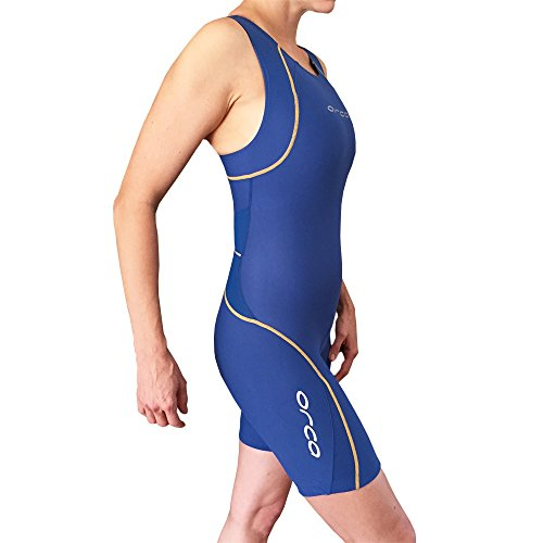 Orca Women's 226 Tri Suit w/ Internal Support Bra & Pockets W1503