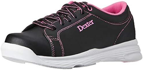 Dexter Womens Raquel V Bowling Shoes- Black/Pink