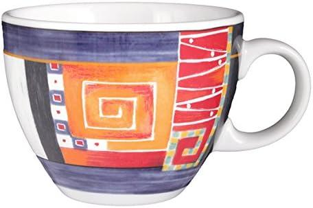Orange Grado 22128 1-teilig Collection Becher 0.25 L Seltmann VIP